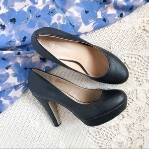 {Madden Girl} Clearlyy Pumps